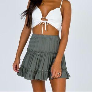 Marlowe Mini Skirt